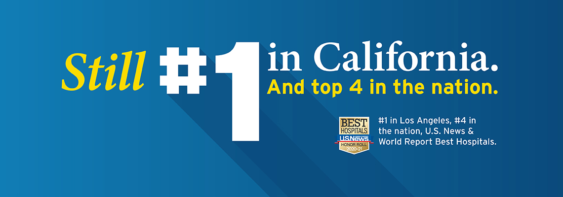 Still #1 in California and top 4 in the nation.