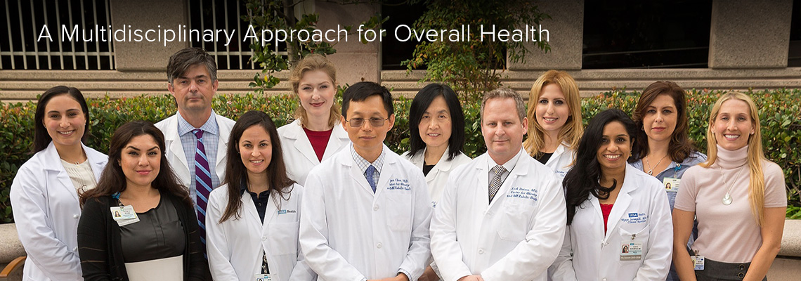 A multidisciplinary approach for overall health