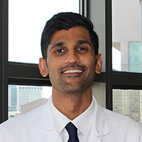 Rhusheet Patel, MD - UCLA Vascular Surgery Fellow